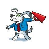 Grappige Hond vector illustratie
