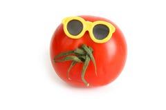 Grappige tomatenkers Stock Afbeelding