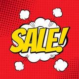 Grappige verkoop Stock Foto's