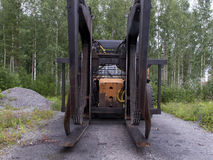 Grapple loader Stock Photography