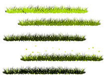 Gras vector illustratie