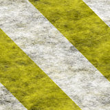 Gras blanc jaune Photos libres de droits