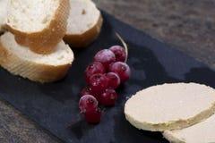 Gras de Foie Photo stock