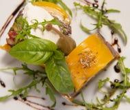 Gras deliciosos del foie Foto de archivo libre de regalías