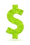 Gras-Dollar vektor abbildung