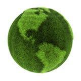 Gras-Erde - Amerika lizenzfreie abbildung