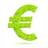 Gras-Euro stock abbildung