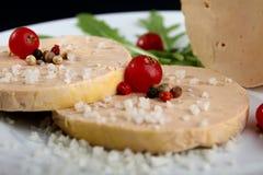 gras foie Стоковые Изображения RF