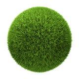 Gras-Kugel Lizenzfreie Stockbilder