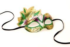 gras mardi maska Zdjęcie Royalty Free