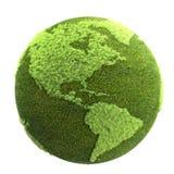 Gras-Planet vektor abbildung
