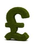 Gras-Pound Stockfotografie