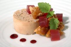 Gras van Foie Stock Foto's