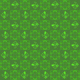 Grasgrün-Musterabstraktions-Grafikdesigntapete Lizenzfreie Stockfotos