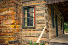 Grasland-Grove-Schlachtfeld-Nationalpark Lizenzfreies Stockfoto