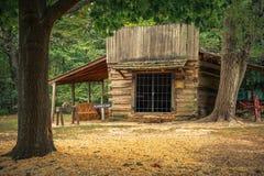 Grasland-Grove-Schlachtfeld-Nationalpark Lizenzfreie Stockfotos