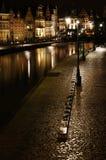 graslei της Γάνδης Στοκ φωτογραφίες με δικαίωμα ελεύθερης χρήσης