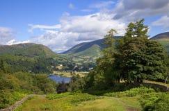 Grasmere, Cumbria imagens de stock royalty free