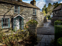 Grasmere, Cumbria, England Royalty Free Stock Image