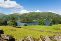 Grasmere Lake District Cumbria England UK Stock Image
