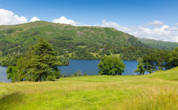 Grasmere Lake District Cumbria England UK Royalty Free Stock Images
