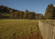 Grasmere, Meerdistrict, Cumbria - weiden royalty-vrije stock foto's