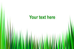 Grass abstract royalty free illustration