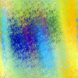 Grass abstract background. And texture in yellow, blue and beige hues royalty free illustration