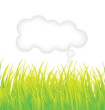 Grass background,vector Royalty Free Stock Photo