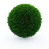 Grass Ball Royalty Free Stock Photo
