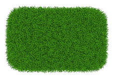Grass banner Royalty Free Stock Photo