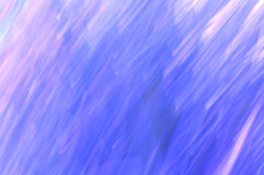 Grass blur lines with purples and pinks Royalty Free Stock Photography