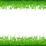 Grass Borders Royalty Free Stock Photos
