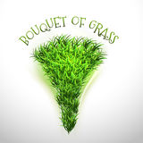 Grass Bouquet Royalty Free Stock Photo
