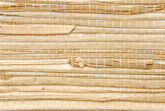 Grass cloth texture macro Royalty Free Stock Photography