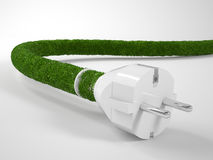 Grass Cord Stock Image
