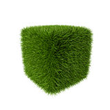 Grass cube Stock Photos