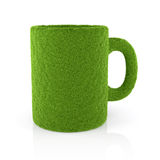 Grass cup Stock Photo