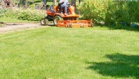 Grass Cutting equipment Royalty Free Stock Photos