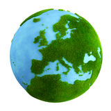 Grass Earth - Europe Close Up Stock Images