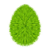 Grass egg symbol Stock Images
