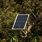 Grass, Energy, Solar Energy, Solar Panel stock photography
