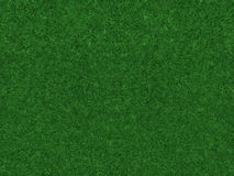 Grass field. Illustration of a grass field viewed from above Stock Photo