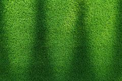 Grass field texture for golf course, soccer field or sports background concept design. stock photos