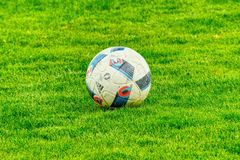 Grass, Football, Green, Ball