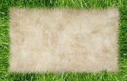 Free Grass Frame Stock Photo - 15645230
