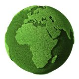 Grass Globe - Africa Stock Photos