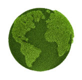 Grass Globe Royalty Free Stock Photography