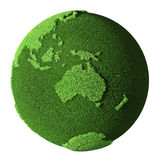 Grass Globe - Australia Stock Photography