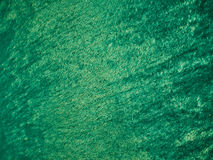 Grass green plush fluffy  textile for background Stock Photo